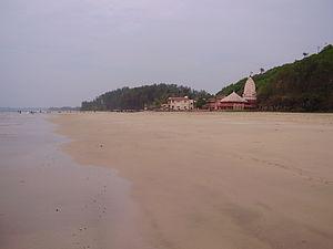 Ganpatipule - Ganapatipule beach