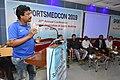 A Coach Talks on Sudden Death in Sports - SPORTSMEDCON 2019 - SSKM Hospital - Kolkata 2019-03-17 3963.JPG