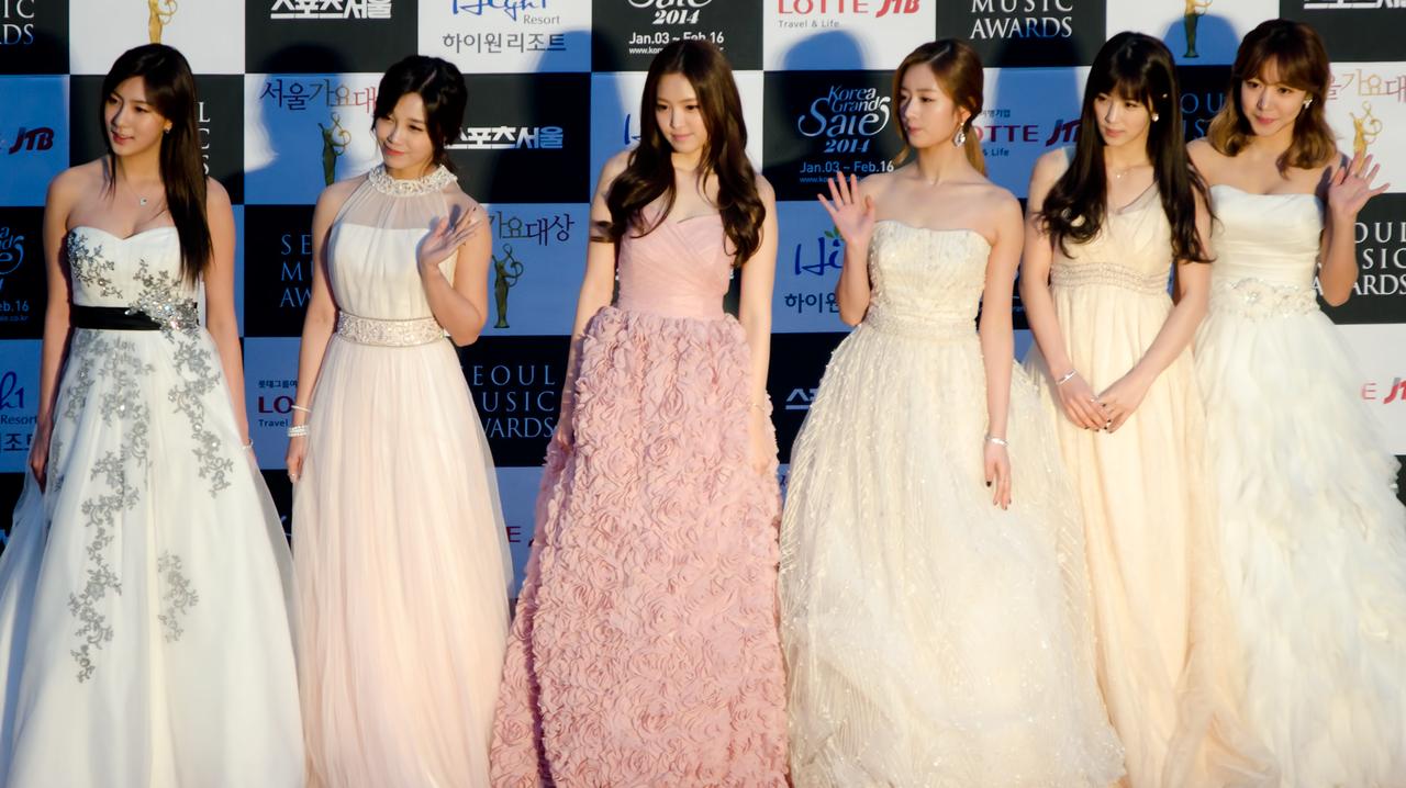 filea pink at 2014 seoul music awards 23 january 2014 01