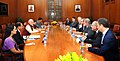 A Swedish Business delegation calls on the Prime Minister, Shri Narendra Modi, in New Delhi on November 09, 2016.jpg