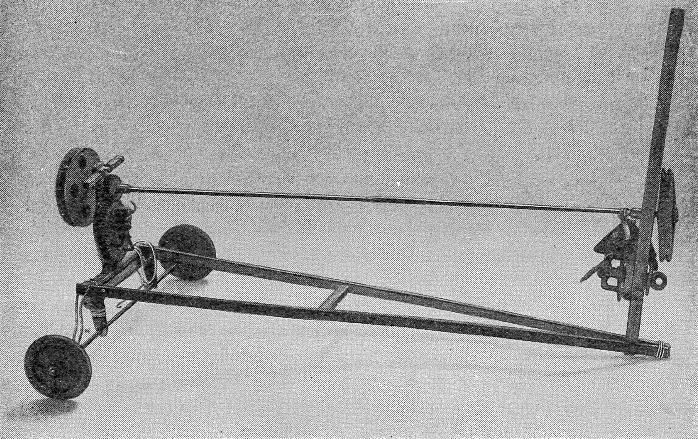 A Vlaicu model