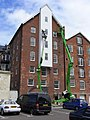 A coat of paint - former City Flour Mills, Gloucester - geograph.org.uk - 880338.jpg