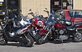 A scooter, cruiser, and sportbikes.jpg