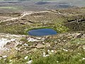 A wee lough on the south side of the Croagh Patrick range - geograph.org.uk - 2521856.jpg