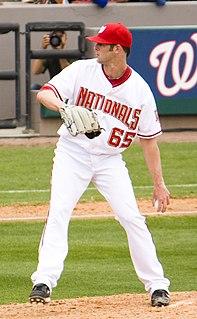 Aaron Thompson American baseball player