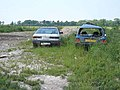 Abandoned cars, Black Dike Drove - geograph.org.uk - 463960.jpg