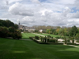 Jardins de Valloires — Wikipédia