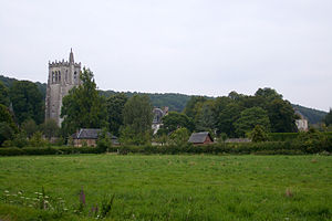Ralph d'Escures - Abbey of Bec, where Ralph entered monastic life