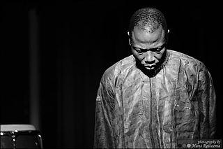 Abdoulaye Diabaté Singer, guitarist