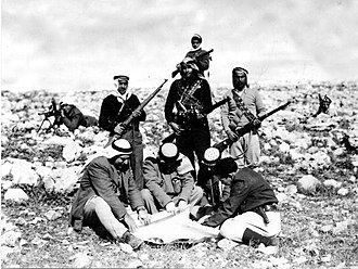 Abd al-Qadir al-Husayni - Image: Abdul Qader April 1948