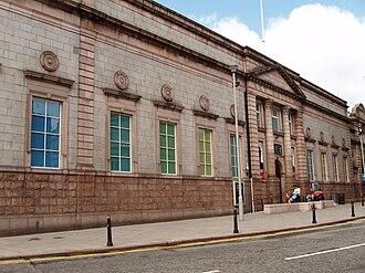 Aberdeen Art Gallery - Aberdeen Art Gallery