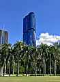 Abian Botanic Gardens, seen from City Botanic Gardens, Brisbane 01.jpg
