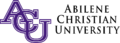 Abilene Christian University wordmark.png