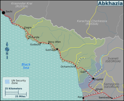 Abkhazia regions map.png