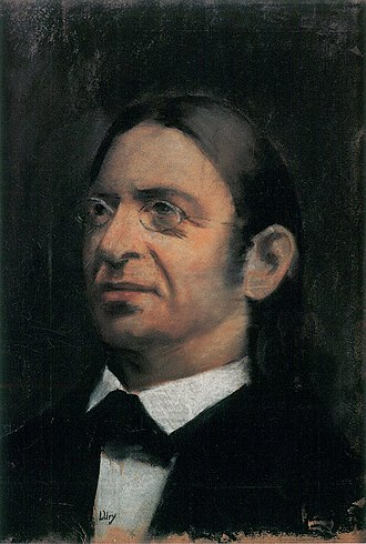 Lesser Ury - Image: Abraham Geiger by Lesser Ury