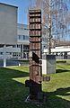 Abstrakte Eisenplastik 1964 by Eduard Robitschko 01.jpg