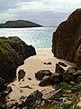 Achmelvich beach - geograph.org.uk - 1461634.jpg