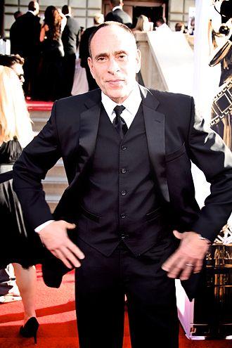 Nestor Serrano - Serrano at the 2014 Alma Awards