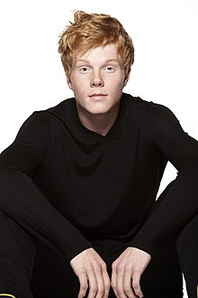 Description de l'image  Adam Hicks.jpg.