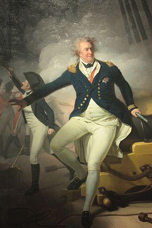 Adam Duncan, 1st Viscount Duncan - Admiral Adam Duncan by Henri-Pierre Danloux 1798