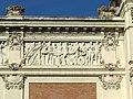 Adolfo Laurenti, Corteo della Vita e del lavoro (dettaglio), Roma 1911.jpg