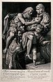 Aeneas is standing with his father Anchises on his shoulders Wellcome V0038847.jpg