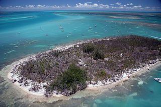 Wisteria Island island in the United States of America