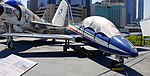 Aermacchi MB-339, Intrepid Sea, Air and Space Museum, New York. (46634702901).jpg