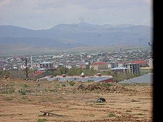 Afşin Place in Kahramanmaraş, Turkey