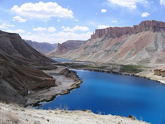 Bamyan Province - Band-e Amir National Park