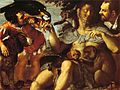 Agostino Carracci - Hairy Harry, Mad Peter and Tiny Amon.jpg