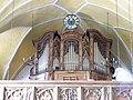 Aich (Bodenkirchen) Pfarrkirche St. Ulrich Orgel.jpg