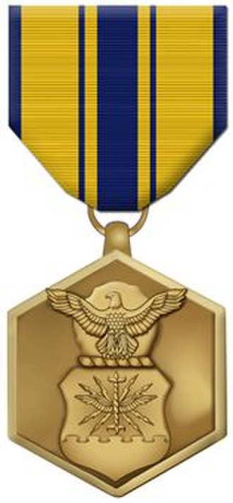 Commendation Medal - Image: Air Force Commendation Medal