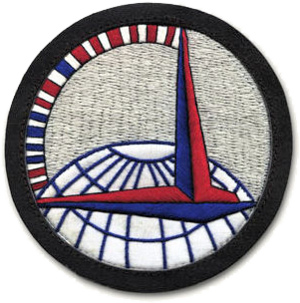 517th Air Defense Group - Image: Air Transport Command Emblem