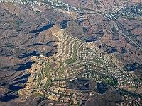 Airborne over Calabasas, California.jpg