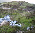 Aircraft Wreckage, Loch Enoch - geograph.org.uk - 466926.jpg