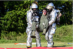 Aircraft mishap exercise tests JBLE, local response capabilities 140725-F-KB808-043.jpg