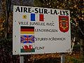 Aire-sur-la-Lys - Jumelages.JPG
