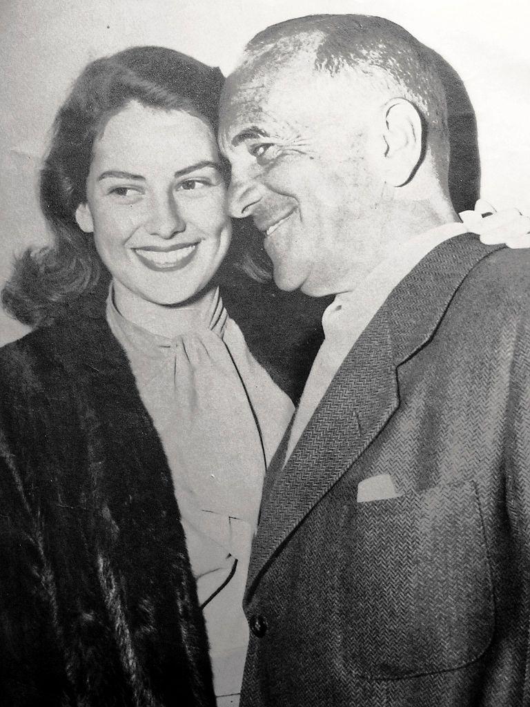 File Al And Erle Jolson 1946 Jpg Wikipedia