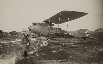 Albatros C.XII - Image: Albatros C.XII