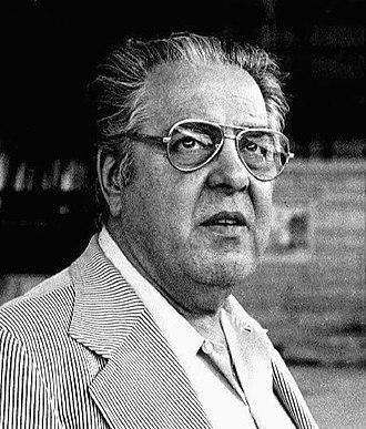 Albert R. Broccoli - Broccoli in 1976