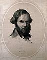 Albert Richard Smith. Lithograph by R. J. Lane after F. Talf Wellcome V0006620.jpg