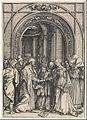 Albrecht Dürer - The Betrothal of the Virgin - Google Art Project.jpg