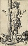 Albrecht Dürer - The Man of Sorrows with Arms Outstretched (NGA 1943.3.3478).jpg