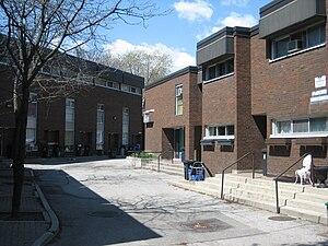 Alexandra Park, Toronto - Buildings in Alexandra Park