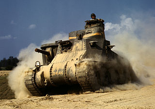 M3 Lee Medium tank, USA, WW2