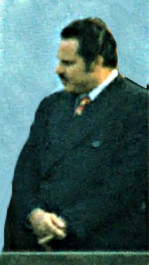 Ali Nasir Muhammad - Nasir in East Berlin, 1978