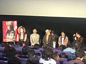 Alifu, the Prince/ss - Premier interview at Tokyo International Film Festival