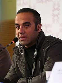 Alireza Barazandeh at 34th Fajr.jpg