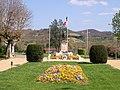 Allées Charles-de-Gaulle (Mirande, Gers, France).JPG